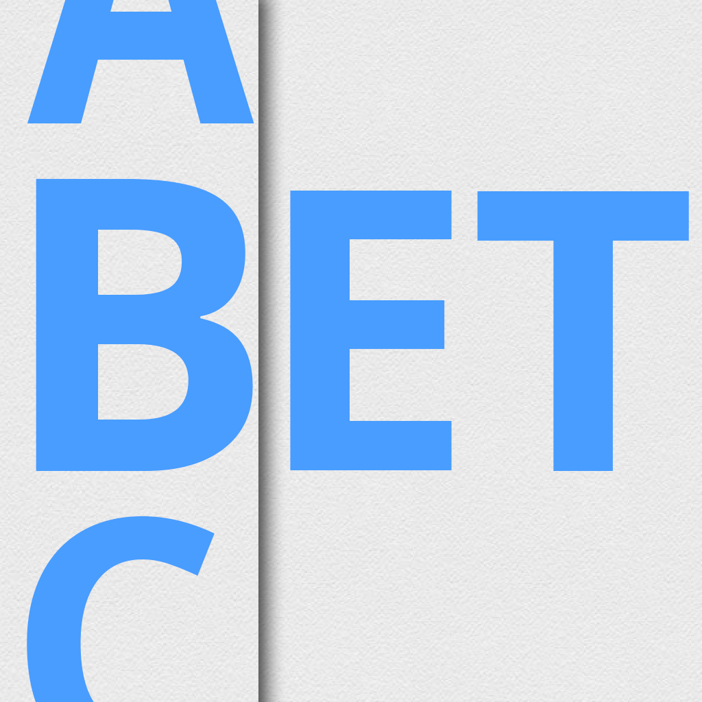 Better Letter - Word Game by Nick Domenicali icon