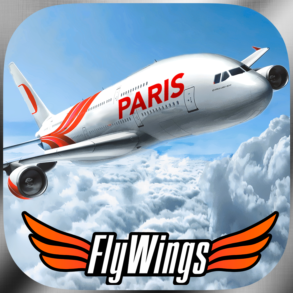 Flight Simulator Paris 2015 Online - FlyWings